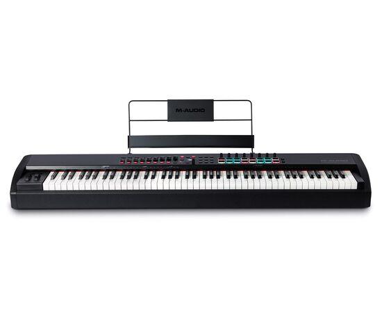MIDI клавиатура с молоточковой механикой M-AUDIO Hammer 88 Pro, фото