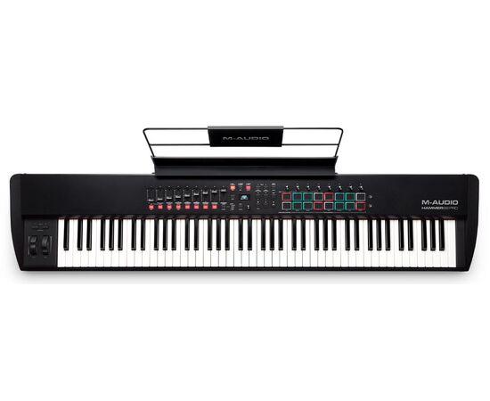 MIDI клавиатура с молоточковой механикой M-AUDIO Hammer 88 Pro, фото 2