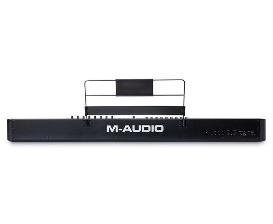 MIDI клавиатура с молоточковой механикой M-AUDIO Hammer 88 Pro, фото 4
