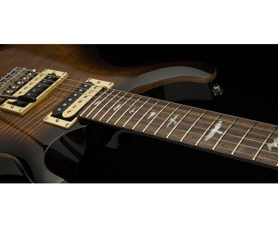 Электрогитара PRS SE Custom 24 (Black Gold Burst), фото 3