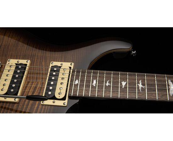 Электрогитара PRS SE Custom 24 (Black Gold Burst), фото 4