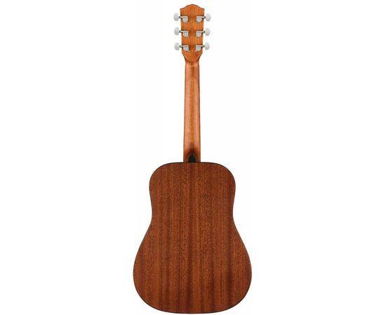 Акустична гітара FENDER FA-15 STEEL 3/4 BLACK WN w/BAG, фото 2