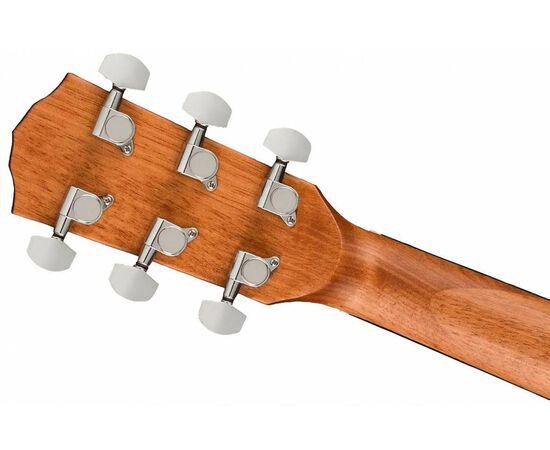 Акустична гітара FENDER FA-15 STEEL 3/4 BLACK WN w/BAG, фото 6