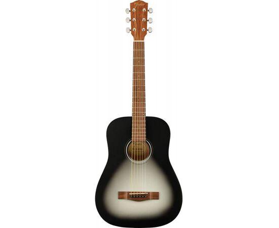 Акустична гітара FENDER FA-15 STEEL 3/4 MOONLIGHT BURST WN w/BAG, фото