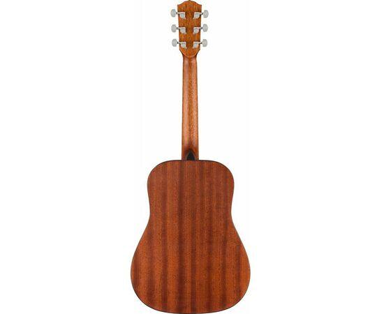 Акустична гітара FENDER FA-15 STEEL 3/4 MOONLIGHT BURST WN w/BAG, фото 2