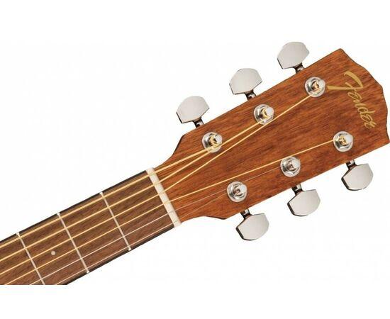Акустична гітара FENDER FA-15 STEEL 3/4 MOONLIGHT BURST WN w/BAG, фото 4