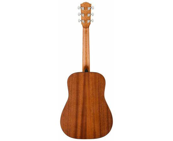 Акустична гітара FENDER FA-15 STEEL 3/4 RED WN w/BAG, фото 2