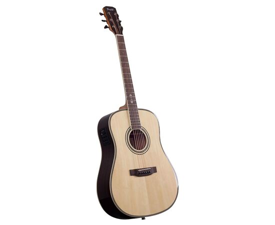 Электроакустическая гитара Prima DSAG205EQ4 E-Acoustic Guitar, фото 3