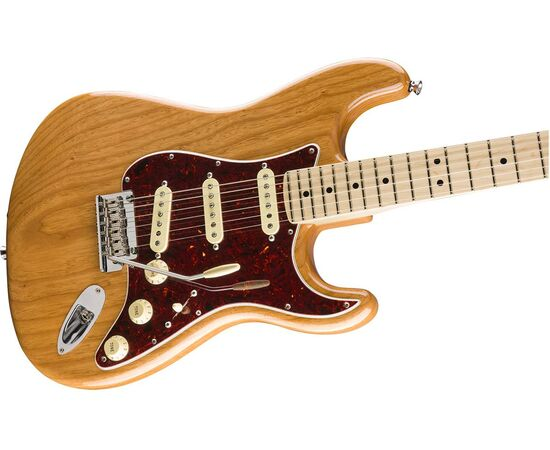 Електрогітара FENDER AMERICAN PROFESSIONAL LIMITED EDITION STRATOCASTER MN AGN, фото 3