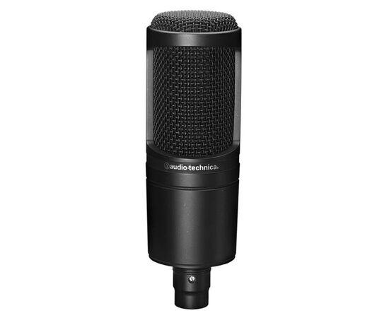 Микрофон AUDIO-TECHNICA AT2020, фото