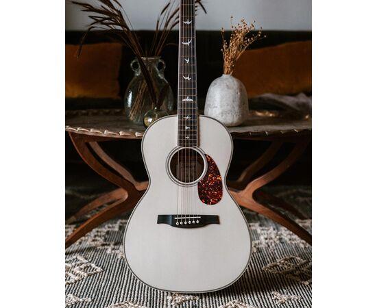 Электроакустическая гитара парлор PRS SE P20E (Antique White), фото 3