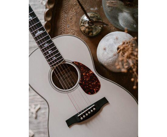 Электроакустическая гитара парлор PRS SE P20E (Antique White), фото 4